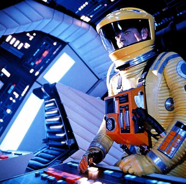 Odysee Im Weltraum