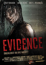 Evidence - Überlebst du die Nacht? - Poster