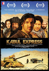 Kabul Express - Poster