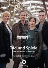 Tatort: Tod und Spiele - Poster