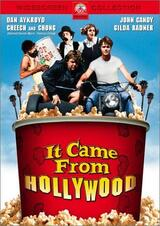 It Came from Hollywood - Poster