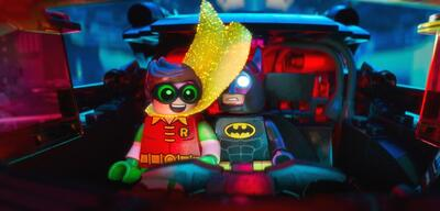 The Leo Batman Movie