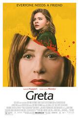 Das US-Poster für Greta