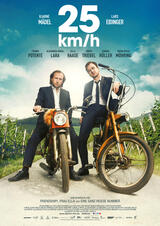 25 km/h - Poster