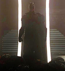 Batman in Titans