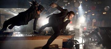 Seth Rogen und Jay Chou in Green Hornet