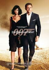 James Bond 007 - Ein Quantum Trost - Poster