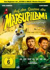 Auf den Spuren des Marsupilami - Poster