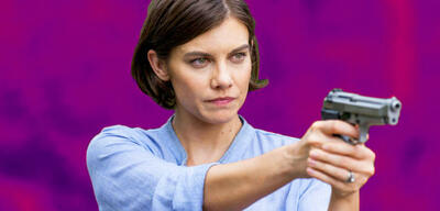 Lauren Cohan als Maggie in The Walking Dead