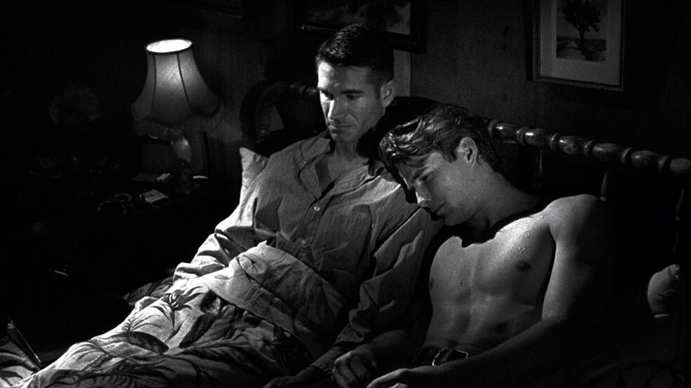 Der junge James Dean - Joshua Tree 1951