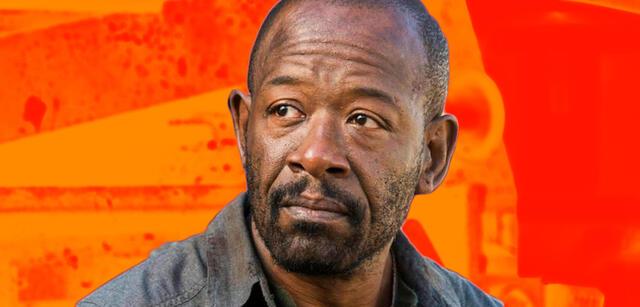 Morgan in The Walking Dead
