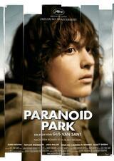 Paranoid Park - Poster