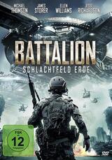 Battalion - Schlachtfeld Erde - Poster