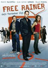 Free Rainer - Dein Fernseher lügt - Poster