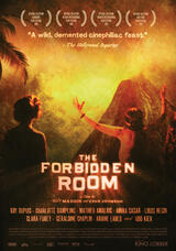 The Forbidden Room - Poster