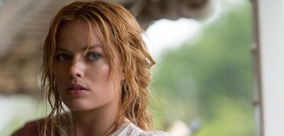 Margot Robbie in Legend of Tarzan