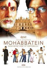 Mohabbatein - Denn meine Liebe ist unsterblich - Poster