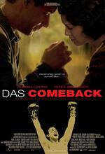 Das Comeback - Für eine zweite Chance ist es nie zu spät Poster