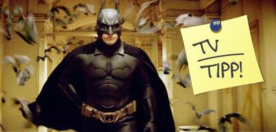 Batman Begins, mit Christian Bale