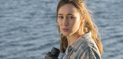 Alicia (Alycia Debnam-Carey) macht neue Bekanntschaften auf hoher See