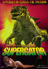 Supergator - Das Killerkrokodil