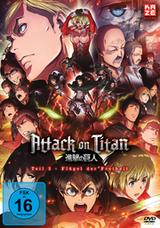 Attack on Titan: Flügel der Freiheit  - Poster