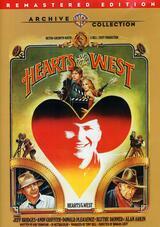 Ins Herz des Wilden Westens - Poster