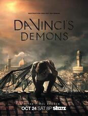 Da Vinci's Demons - Poster