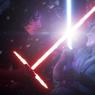 Star Wars: Episode VII - Das Erwachen der Macht mit Daisy Ridley und Adam Driver - Bild