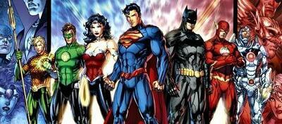 Die bekanntesten Gesichter der Justice League