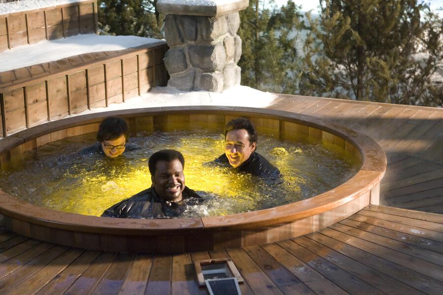 Hot Tub - Der Whirlpool... ist \'ne verdammte Zeitmaschine! | Bild 10 ...