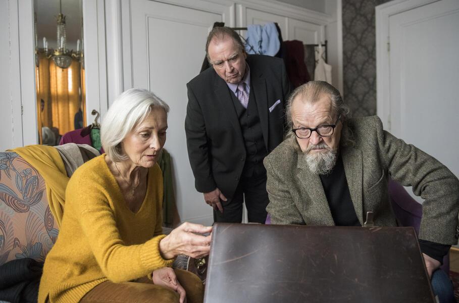 Villa Eva mit Eleonore Weisgerber, Oliver Nägele und Paul Fassnacht
