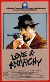 Liebe und Anarchie - Poster