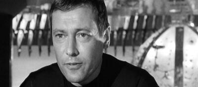 Dietmar Schönherr in Raumpatroullie