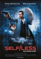 Self/less - Der Fremde in mir - Poster