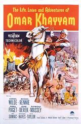Sturm über Persien - Poster