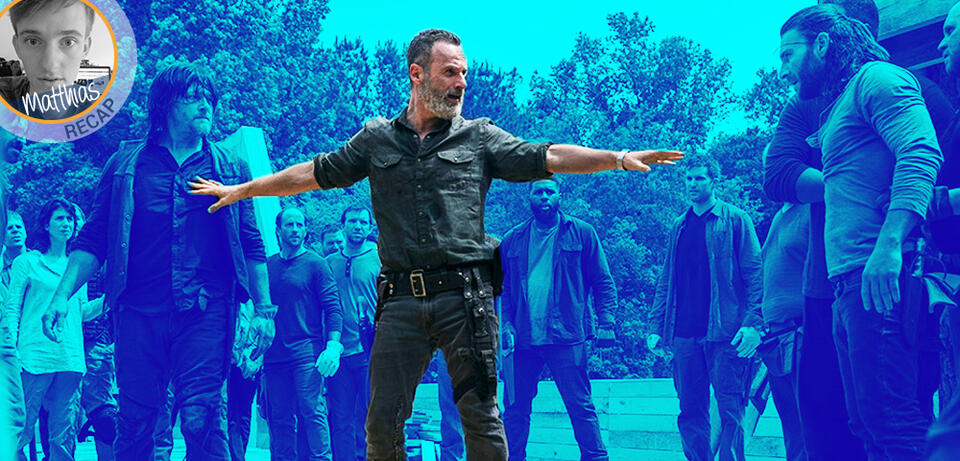 The Walking Dead Staffel 2 Folge 9