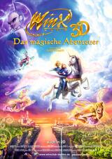 Winx Club - Das Magische Abenteuer - Poster