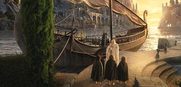 Der Herr der Ringe 3: Das Schiff in den Westen