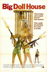 The Big Doll House - Poster