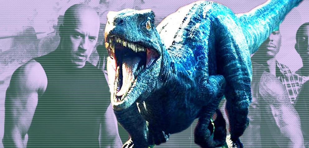 Vin Diesel gegen einen Raptor in Fast & Furious 12: Jurassic World?