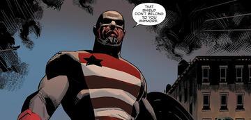 John Walker/U.S. Agent
