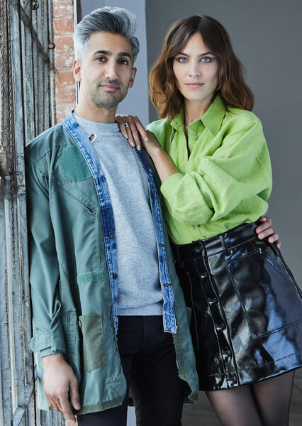 Next in Fashion, Next in Fashion - Staffel 1 mit Alexa Chung und Tan France