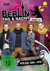 Berlin - Tag und Nacht Staffel 19 - Poster