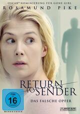 Return to Sender - Poster