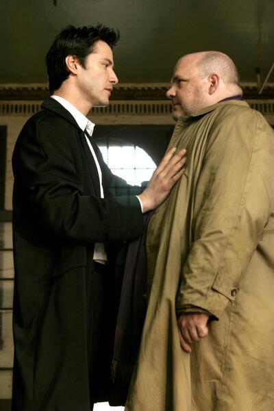 Constantine mit Keanu Reeves und Pruitt Taylor Vince