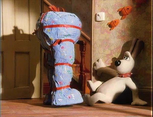 Wallace & Gromit - Die Techno-Hose - Bild 4 von 9