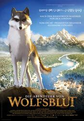 Die Abenteuer von Wolfsblut Poster