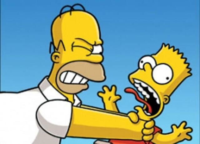 Kinderschutz Simpsons Zeigen Gewalt Und Pornographie -7002