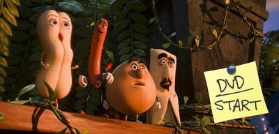 Sausage Party jetzt auf DVD und Blu-ray
